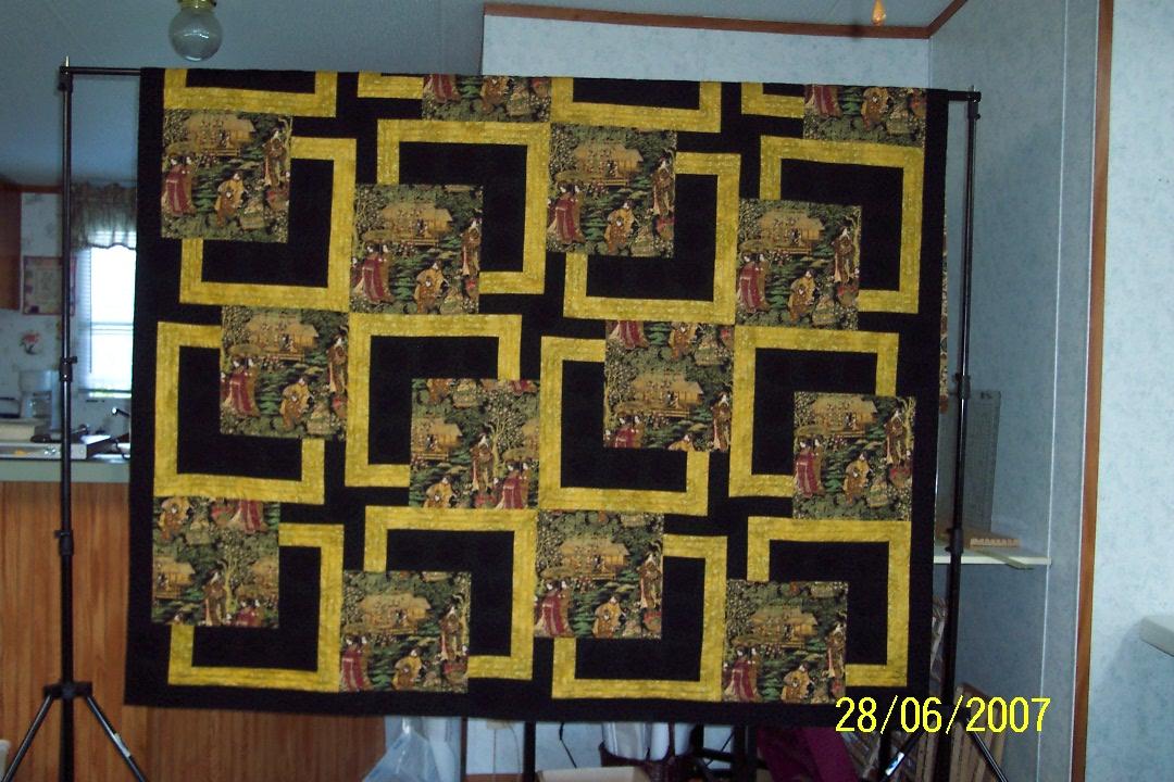 Bq Quilt Pattern