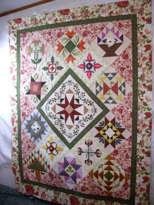 Southern Album | Quilting with Karen : people places and quilts - Adamdwight.com