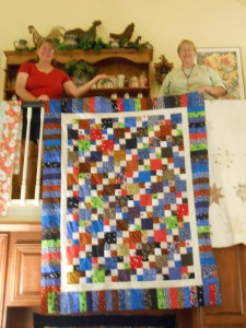 Virginia's Stars Stars Stars for Quilts of Valor